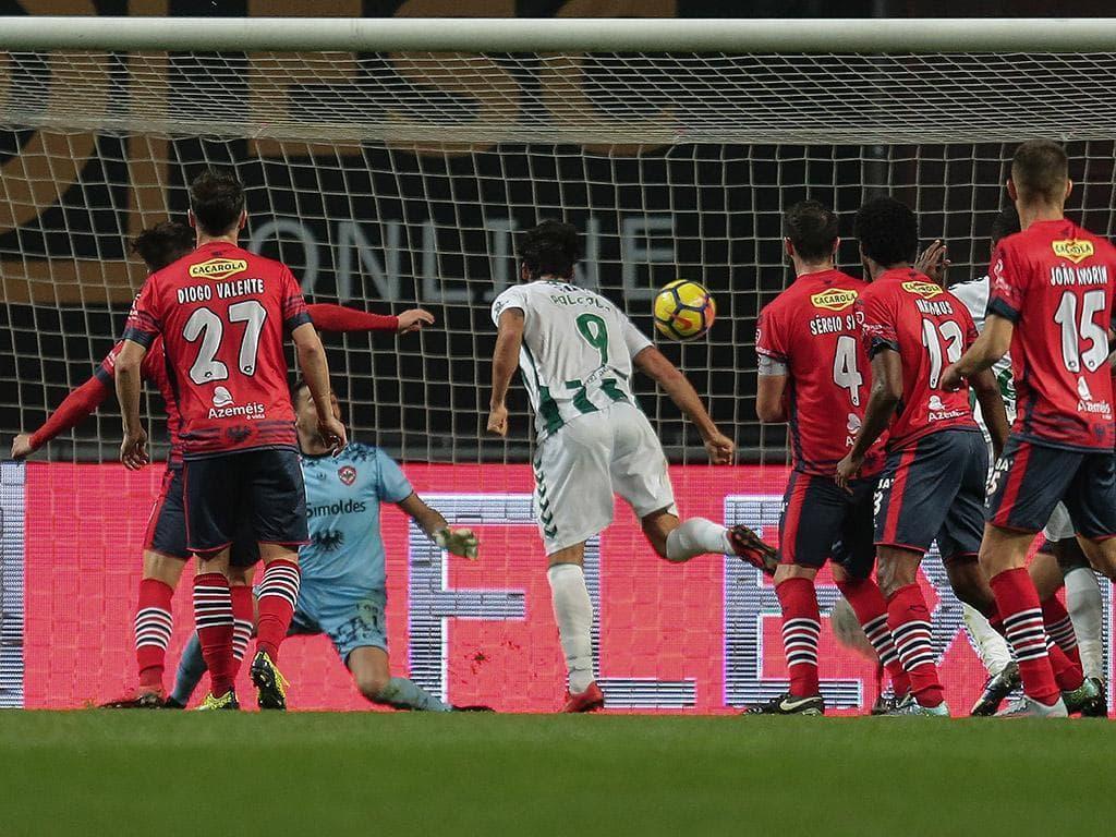 Real - SC Oliveirense Soccer Prediction