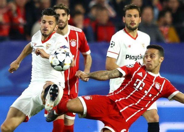 Bayern - Sevilla Champions League