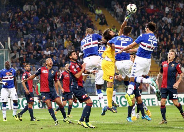 Sampdoria Genoa - Genoa Soccer Prediction