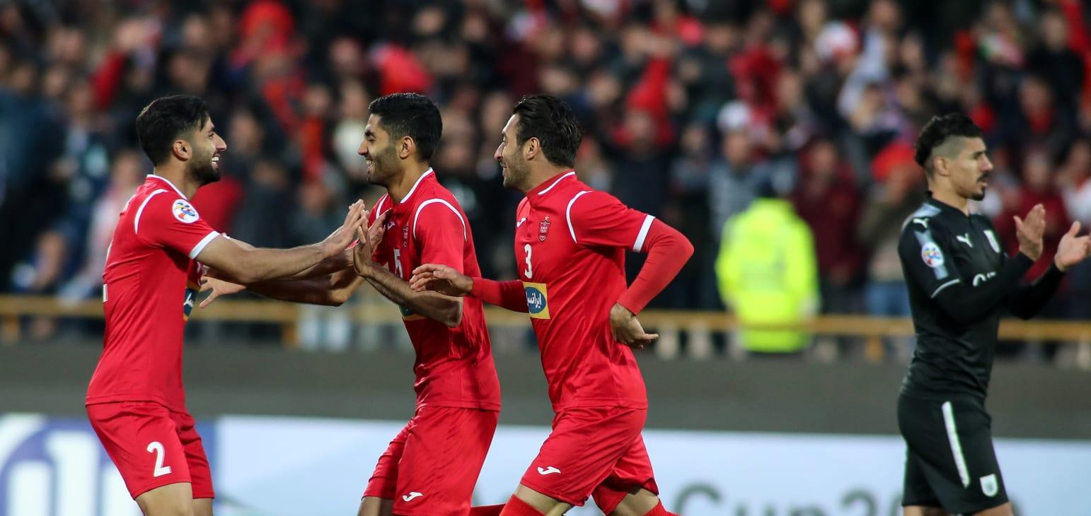 Al-Jazira(UAE) VS Persepolis Soccer Prediction