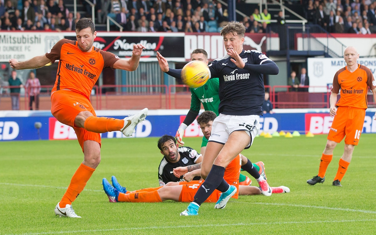 Dundee United VS Queen of South