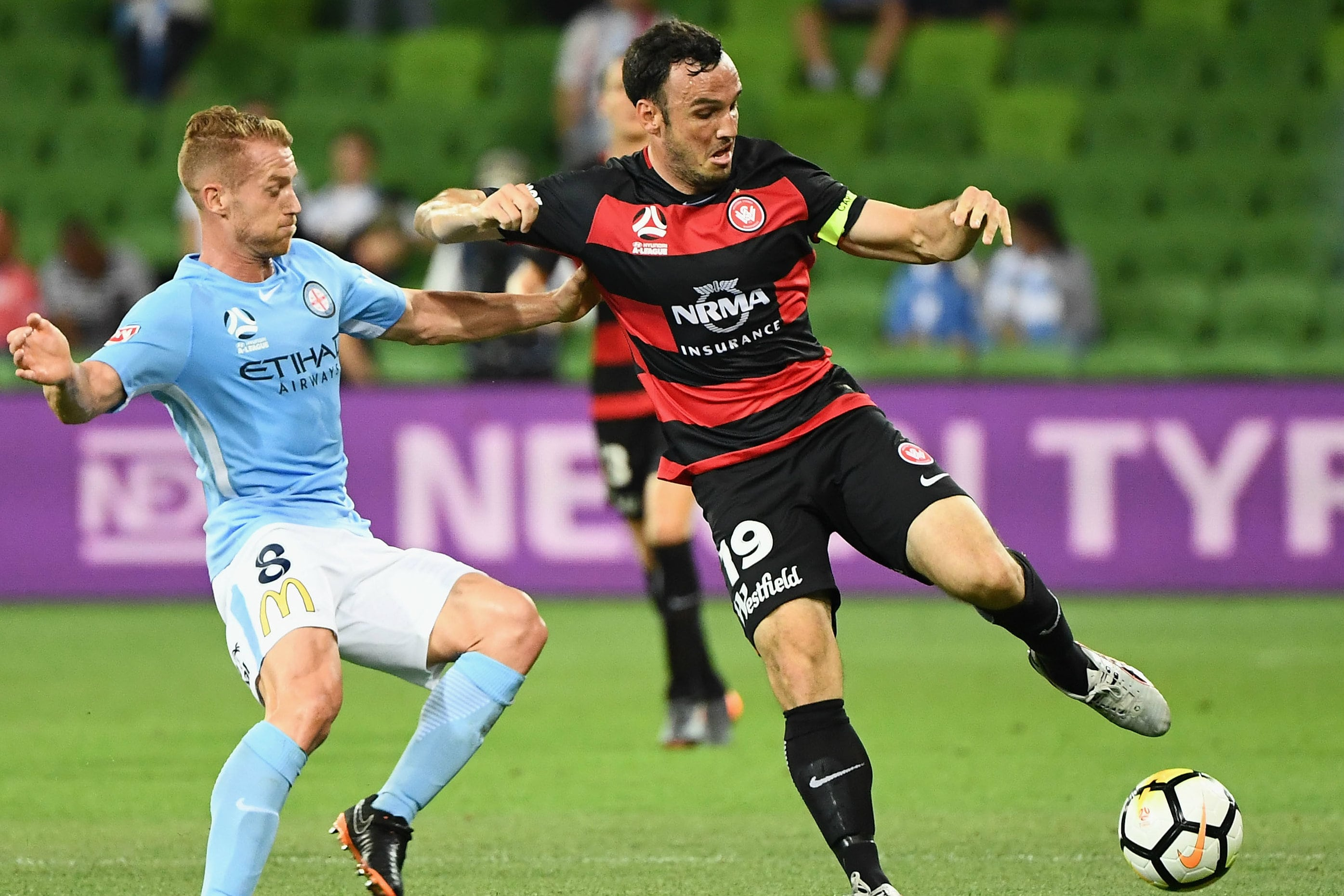 Melbourne Victory - WS Wanderers Soccer Prediction