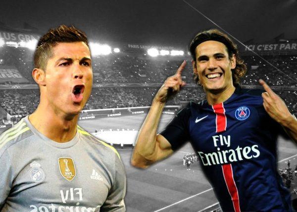 PSG - REAL MADRID Champions League