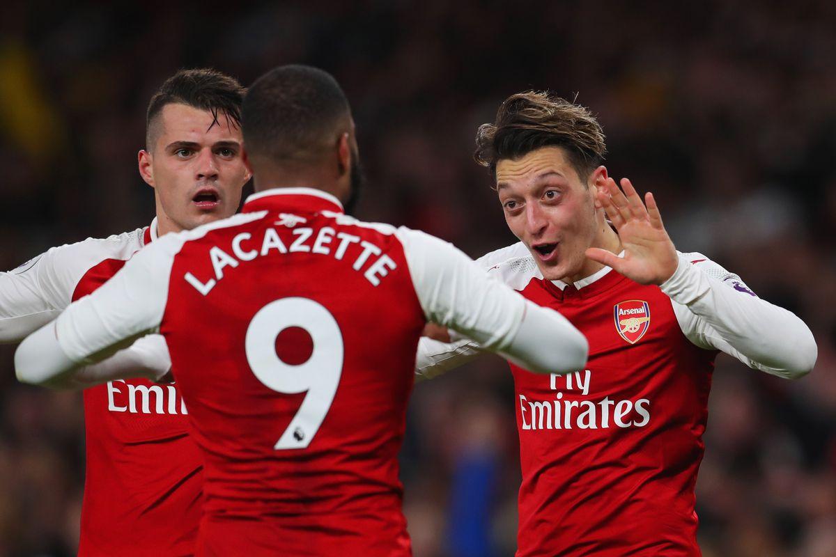 Arsenal - Atletico Madrid Europa League