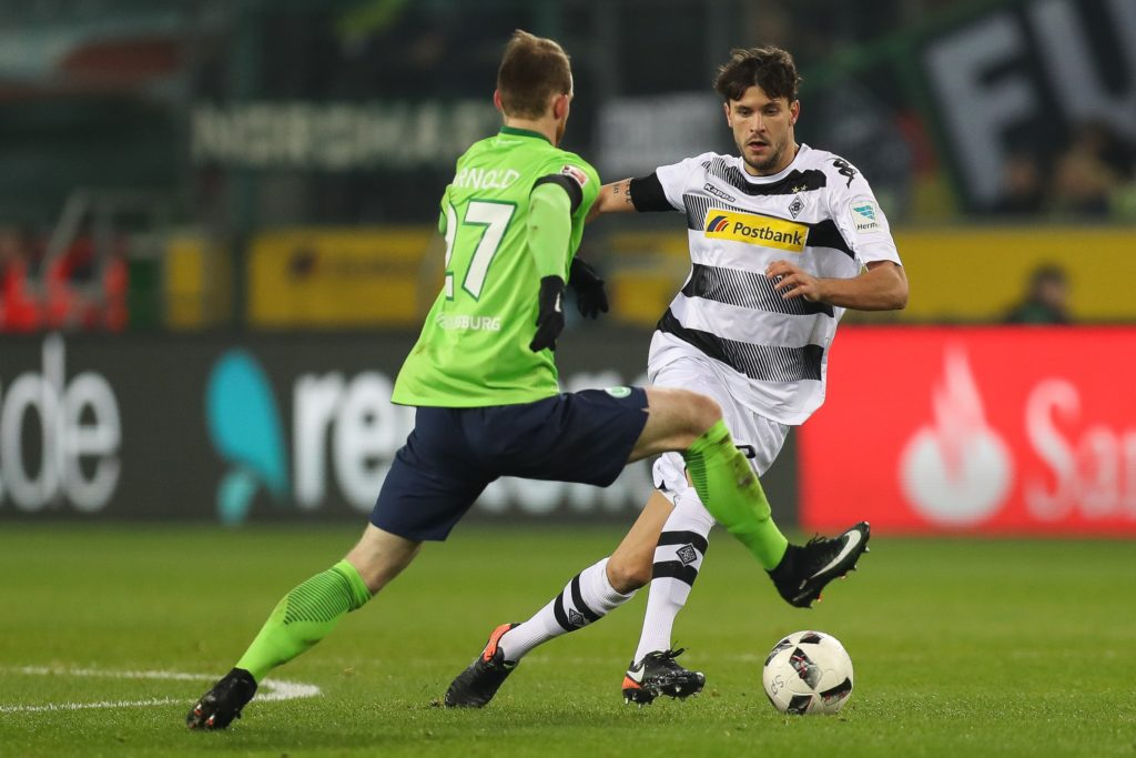 Wolfsburg Gegen Mönchengladbach