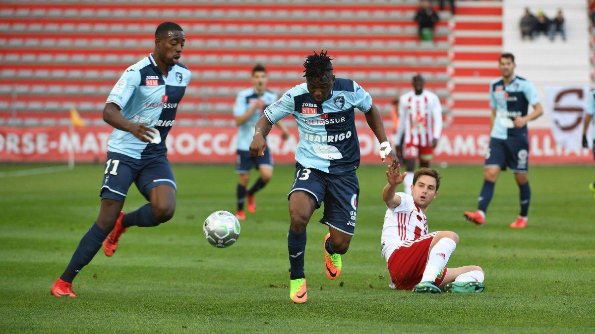 Le Havre - AC Ajaccio Soccer Prediction