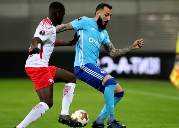 Marseille - RB Leipzig Europa League