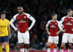 Atletico Madrid vs. Arsenal Europa League