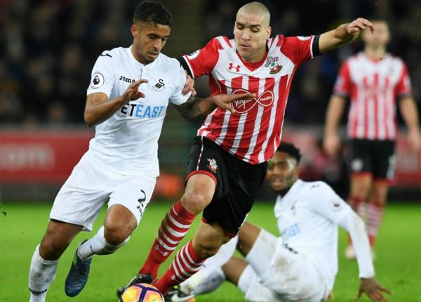 Swansea City vs Southampton Premier League