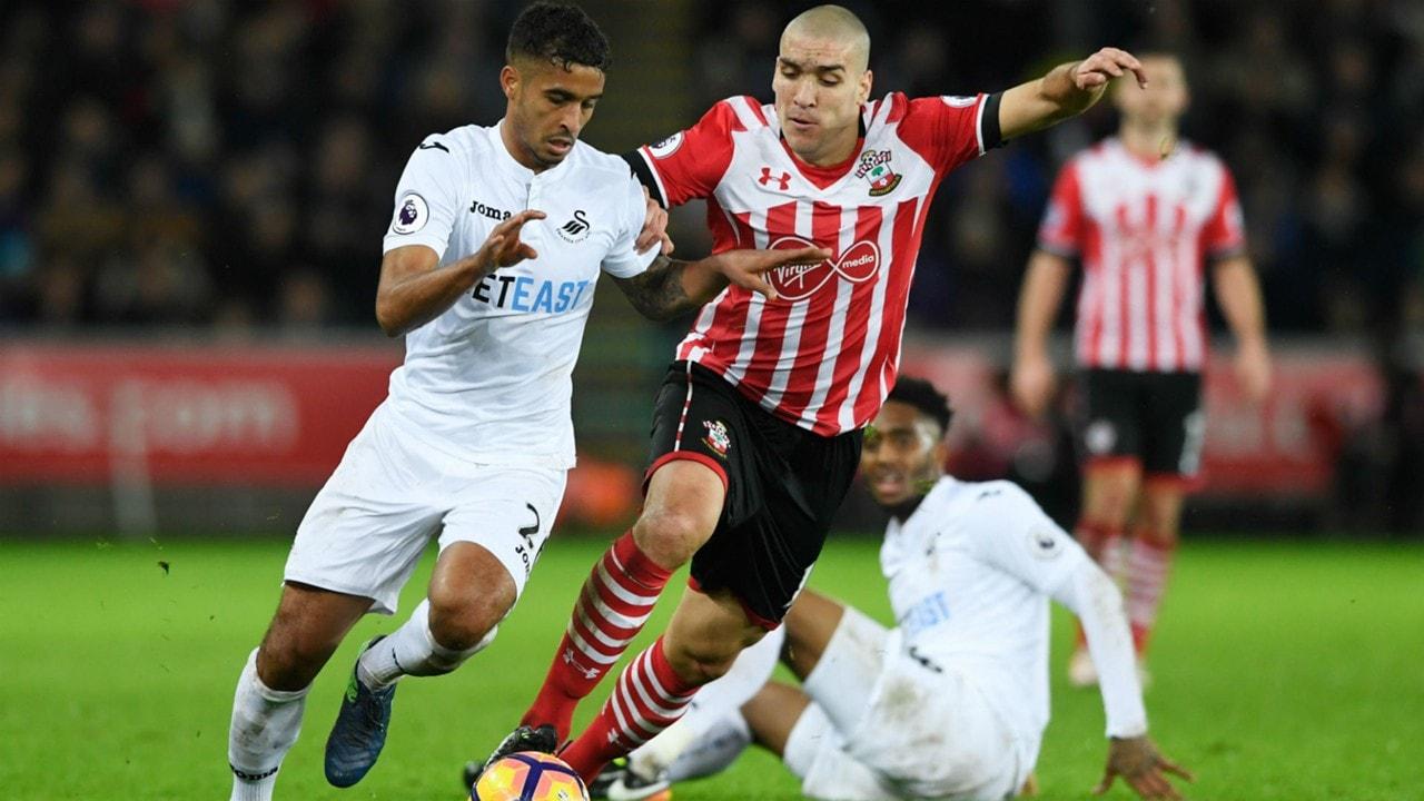Swansea City vs Southampton Premier League