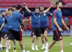 World Cup Prediction Iran - Spain