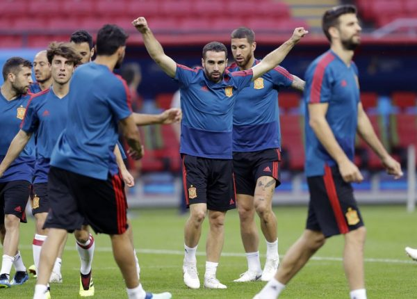 World Cup Prediction Iran - Spain