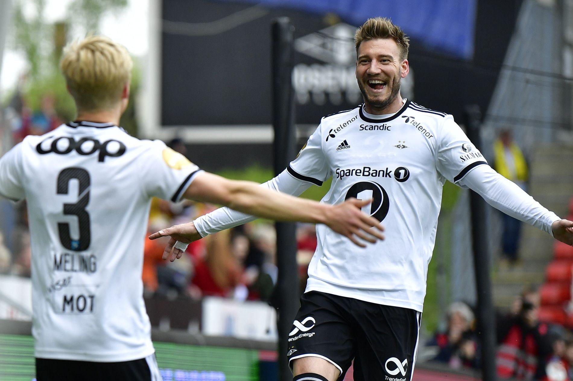 Tromso IL VS Rosenborg Soccer Prediction