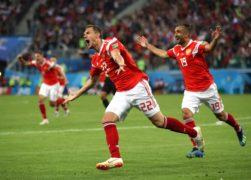 World Cup Prediction Uruguay - Russia