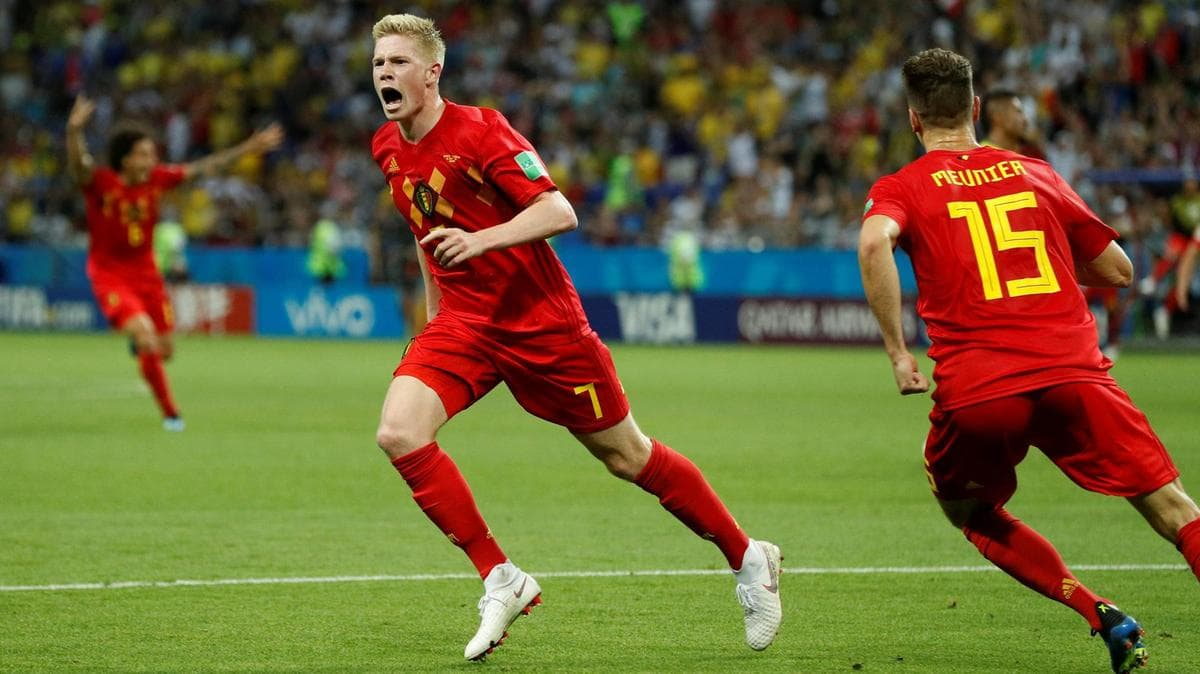 Belgium - England World Cup Prediction