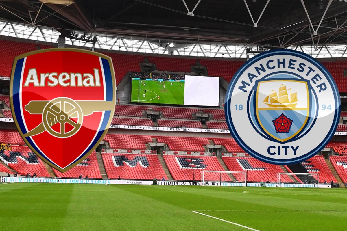 Premier League Arsenal vs Manchester City