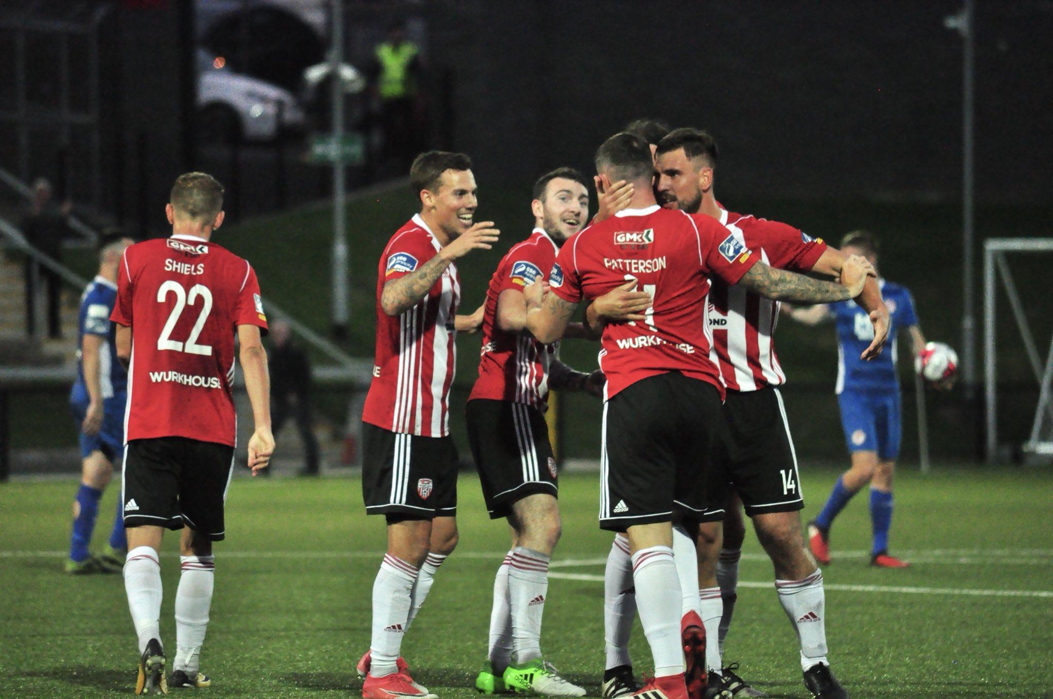 Derry City - Sligo Rovers
