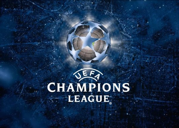 Champions League FC Dynamo Kiev vs Slavia Prague