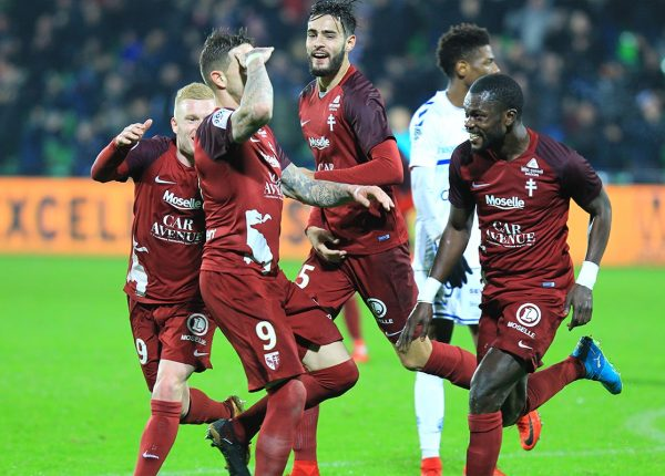 Football Predction FC Metz vs AC Ajaccio