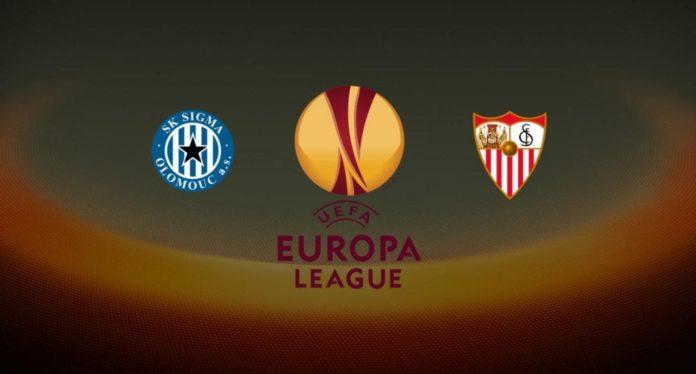 Europa League Sevilla vs Sigma Olomouc