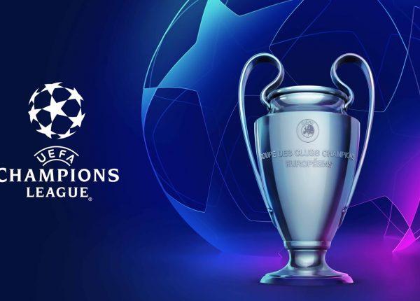 Champions League Benfica vs Bayern Munich