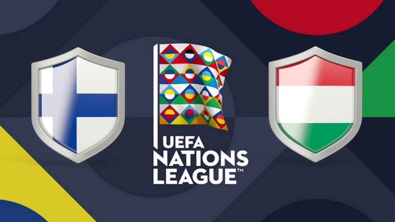 UEFA Ntions League Finland vs Hungary