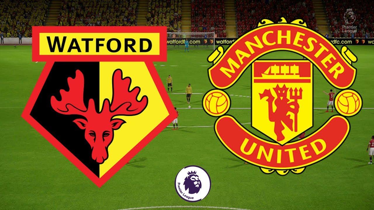 Premier League Watford vs Manchester United