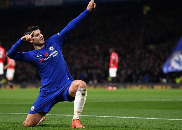 Premier League Chelsea vs Manchester United