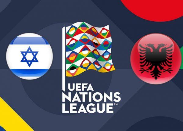 UEFA Nations League Israel vs Albania