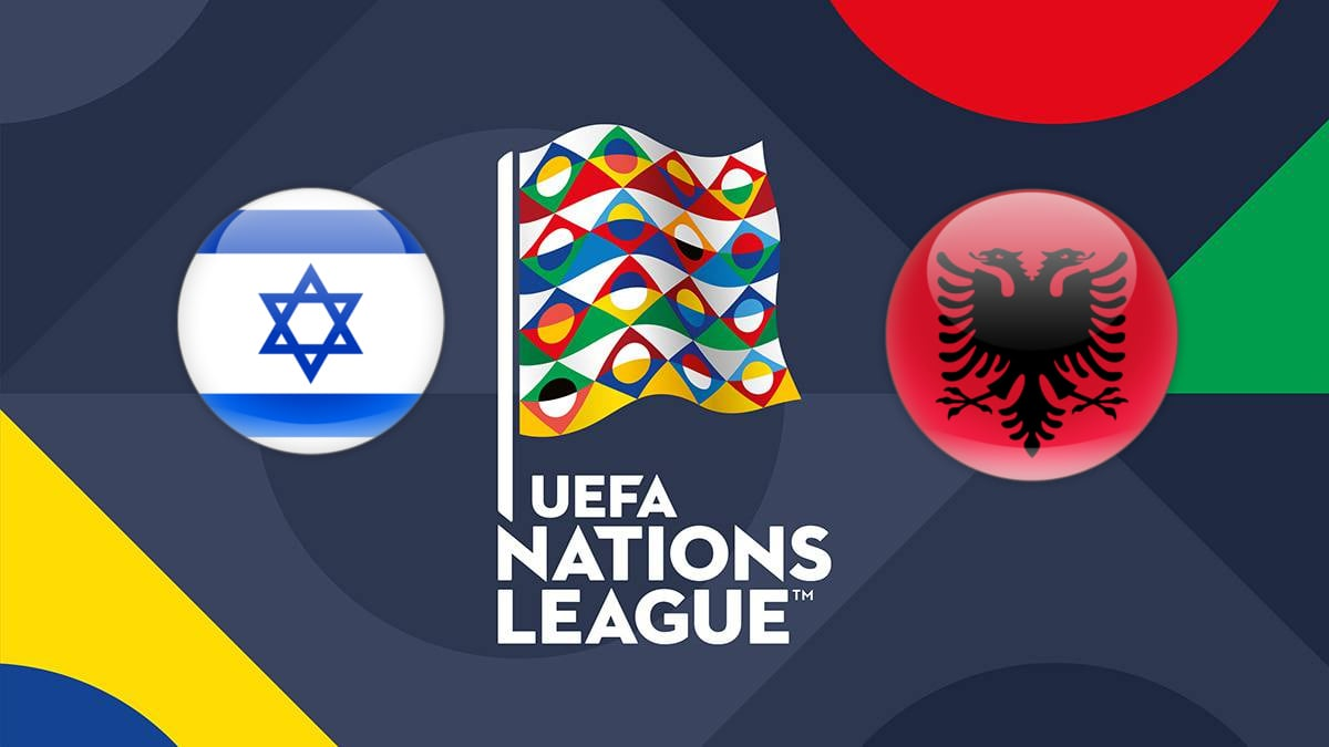 Image result for Israel vs Albania