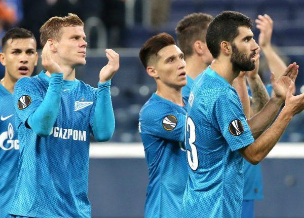 Bordeaux vs Zenit St Petersbourg Europa League