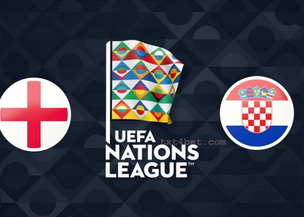 England vs Croatia UEFA Nations League