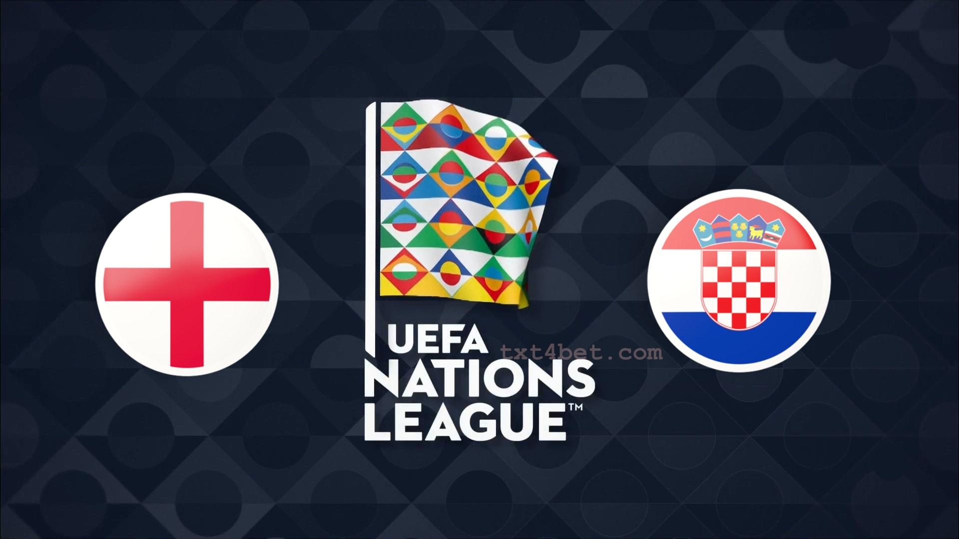 England vs Croatia UEFA Nations League