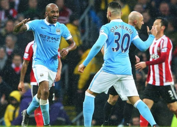 Manchester City vs Southampton Premier League