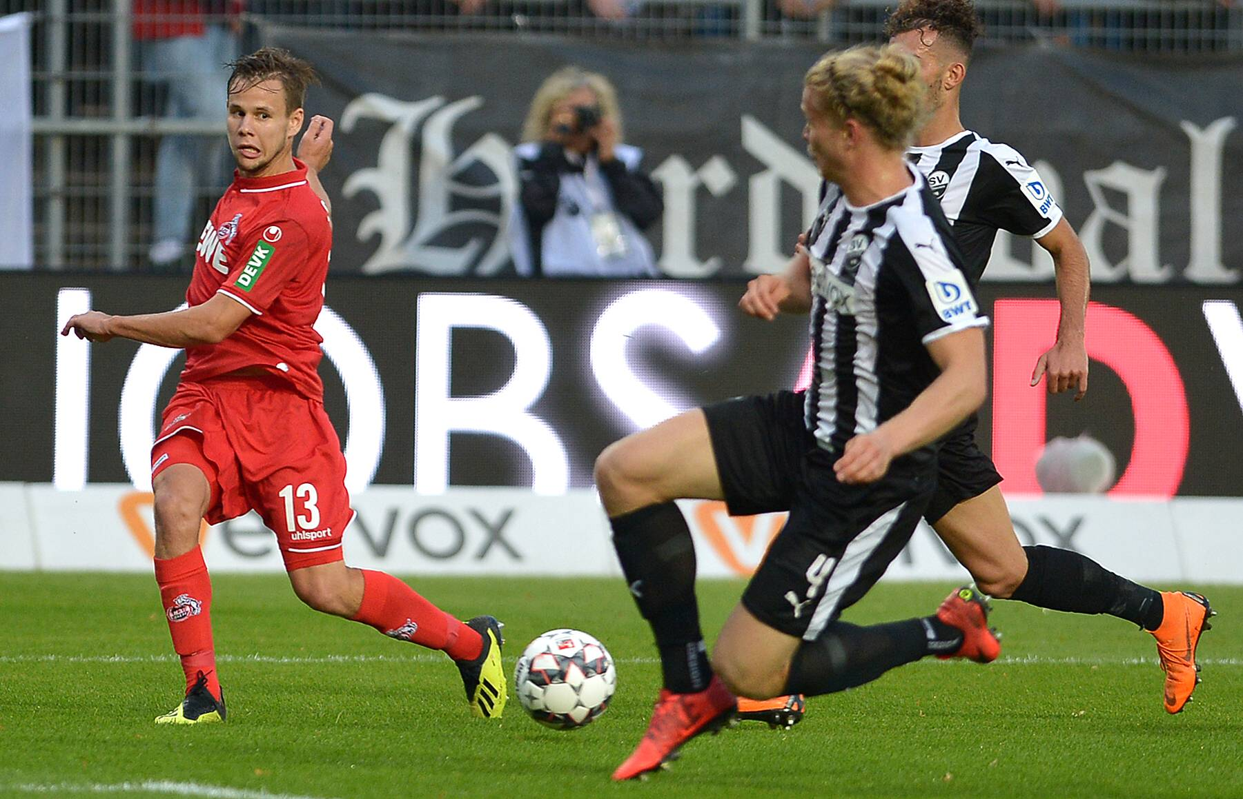 1. FC Köln vs SV Sandhausen Betting Predictions