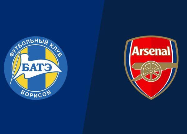 Bate Borisov vs Arsenal Betting Tips