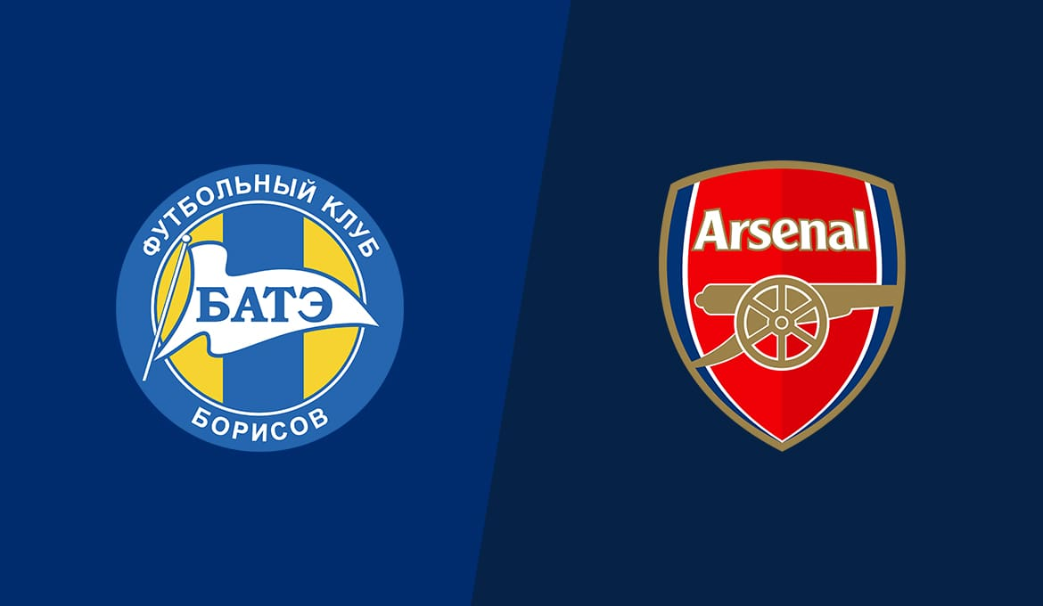 Bate Borisov vs Arsenal Betting Tips