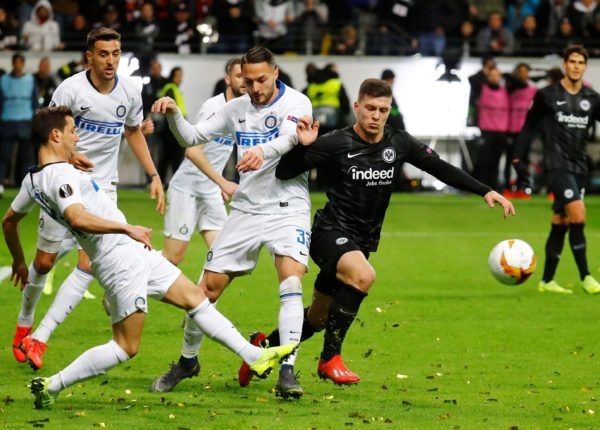 Inter Milan vs Frankfurt Betting Tips