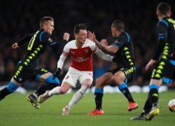 Napoli vs Arsenal Football Tips