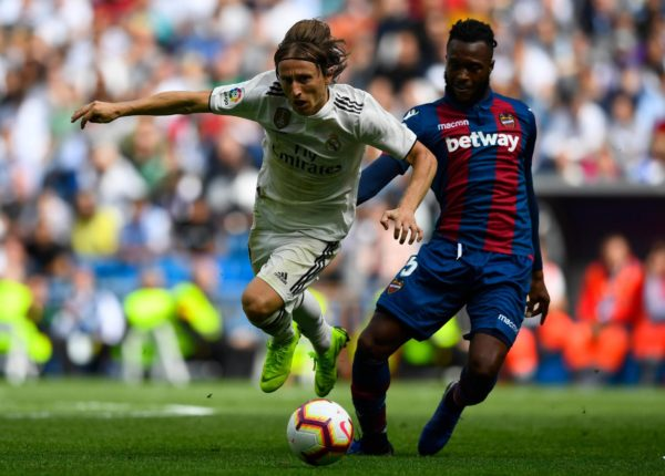 Real Madrid vs Levante Free Betting Tips