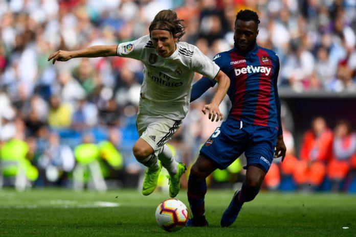 Real Madrid vs Levante Free Betting Tips