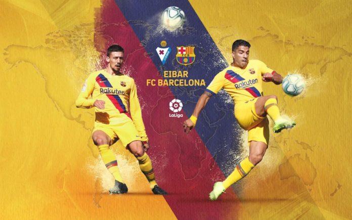 Eibar vs FC Barcelona Free Betting Tips