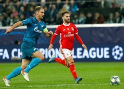 Benfica vs Zenit St. Petersburg Free Betting Tips