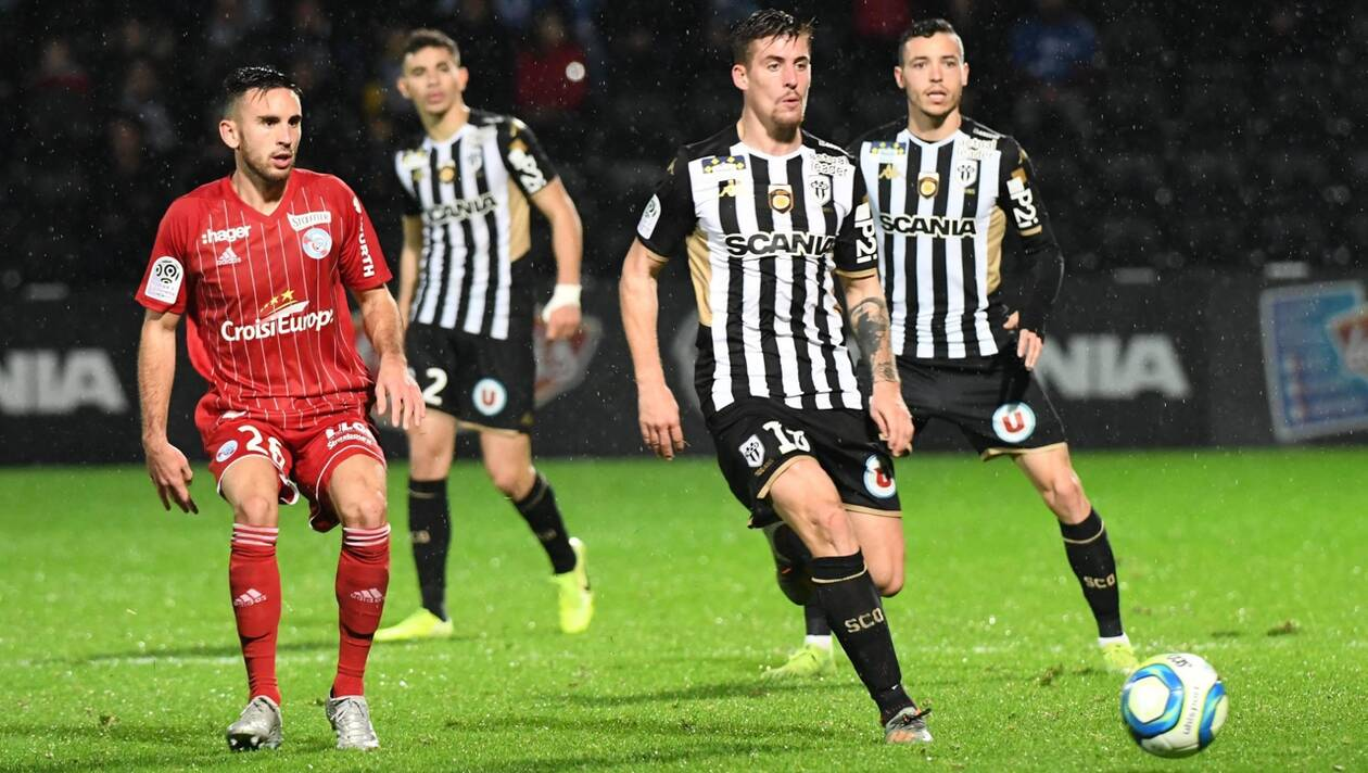 Angers vs Nice Free Betting Tips