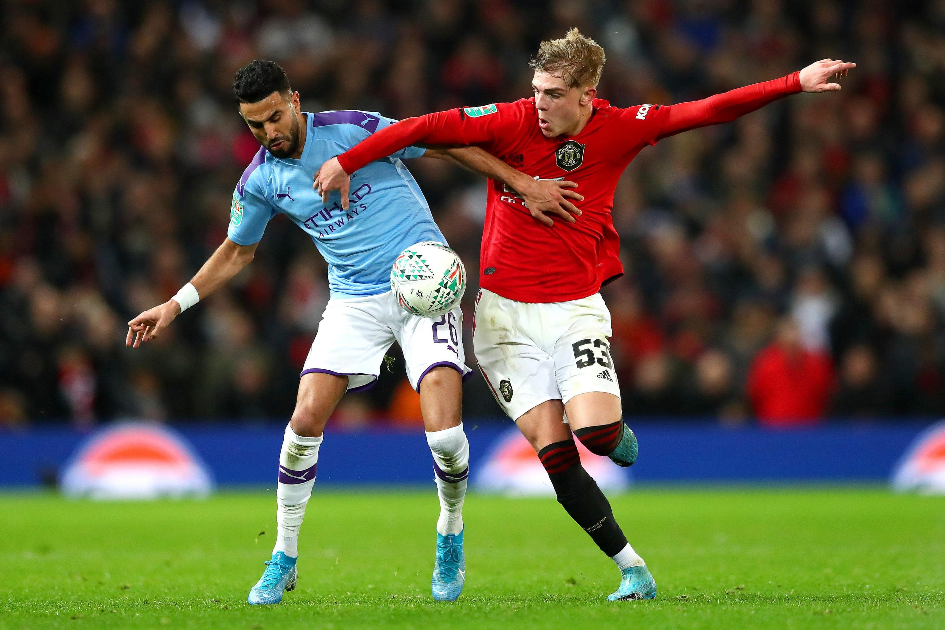 Manchester City vs Manchester United Soccer Betting Tips
