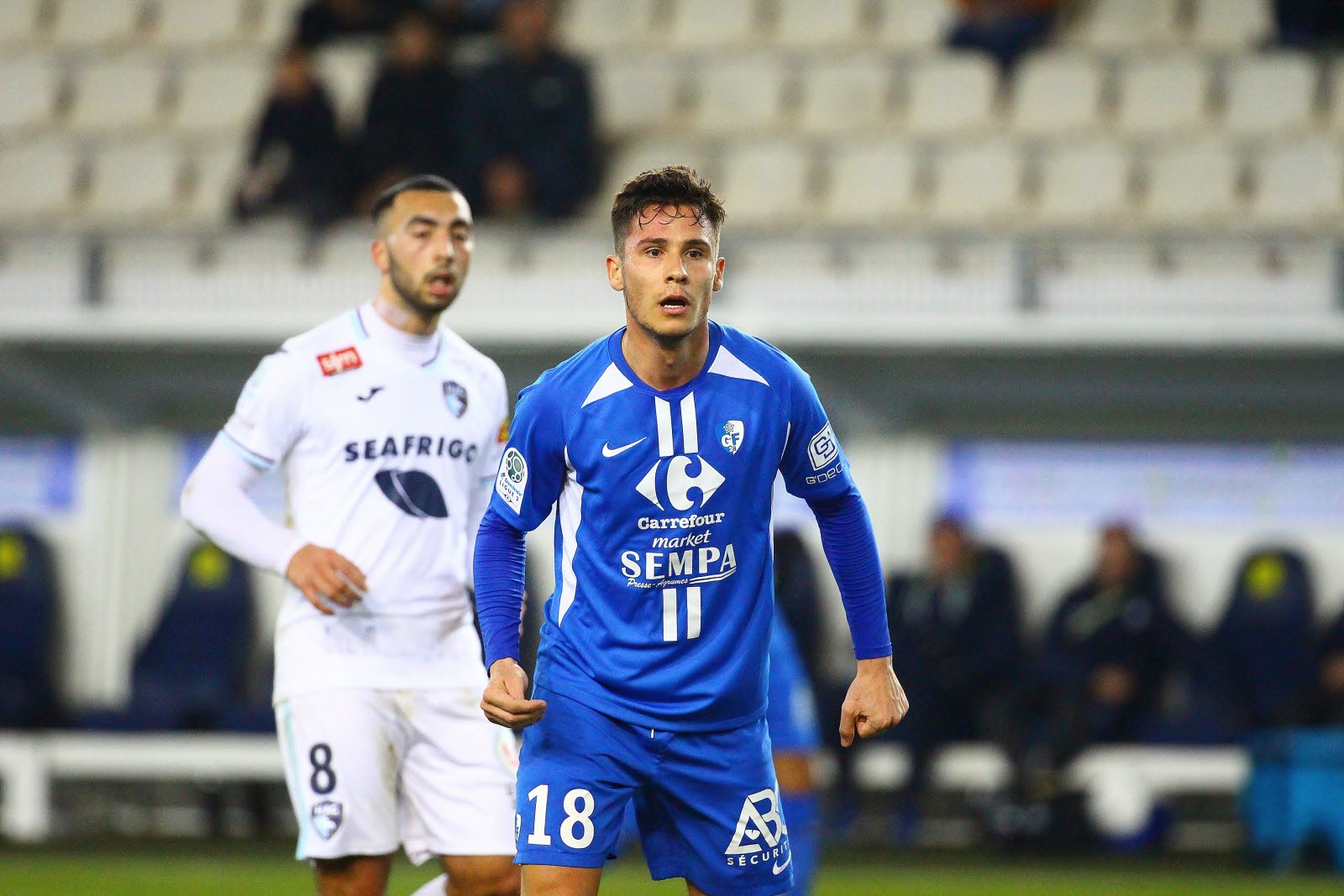 Grenoble vs Chateauroux Free Betting Tips