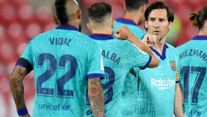 Sevilla vs Barcelona Free Betting Tips