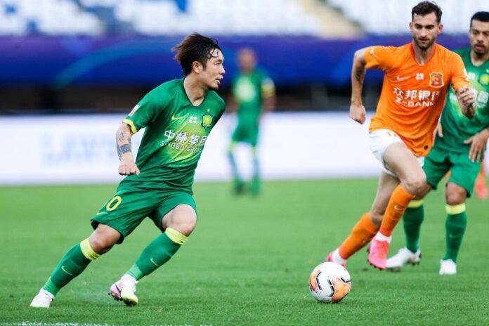 Beijing Guoan vs Tianjin Teda Free Betting Tips