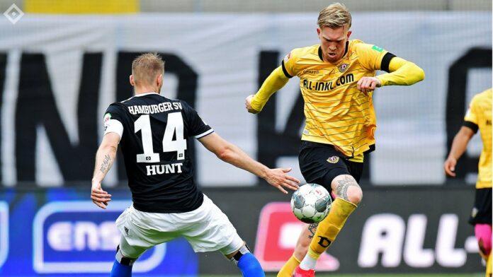 Dynamo Dresden vs Hamburg Free Betting Tips
